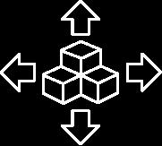 paqueteria logo blanco